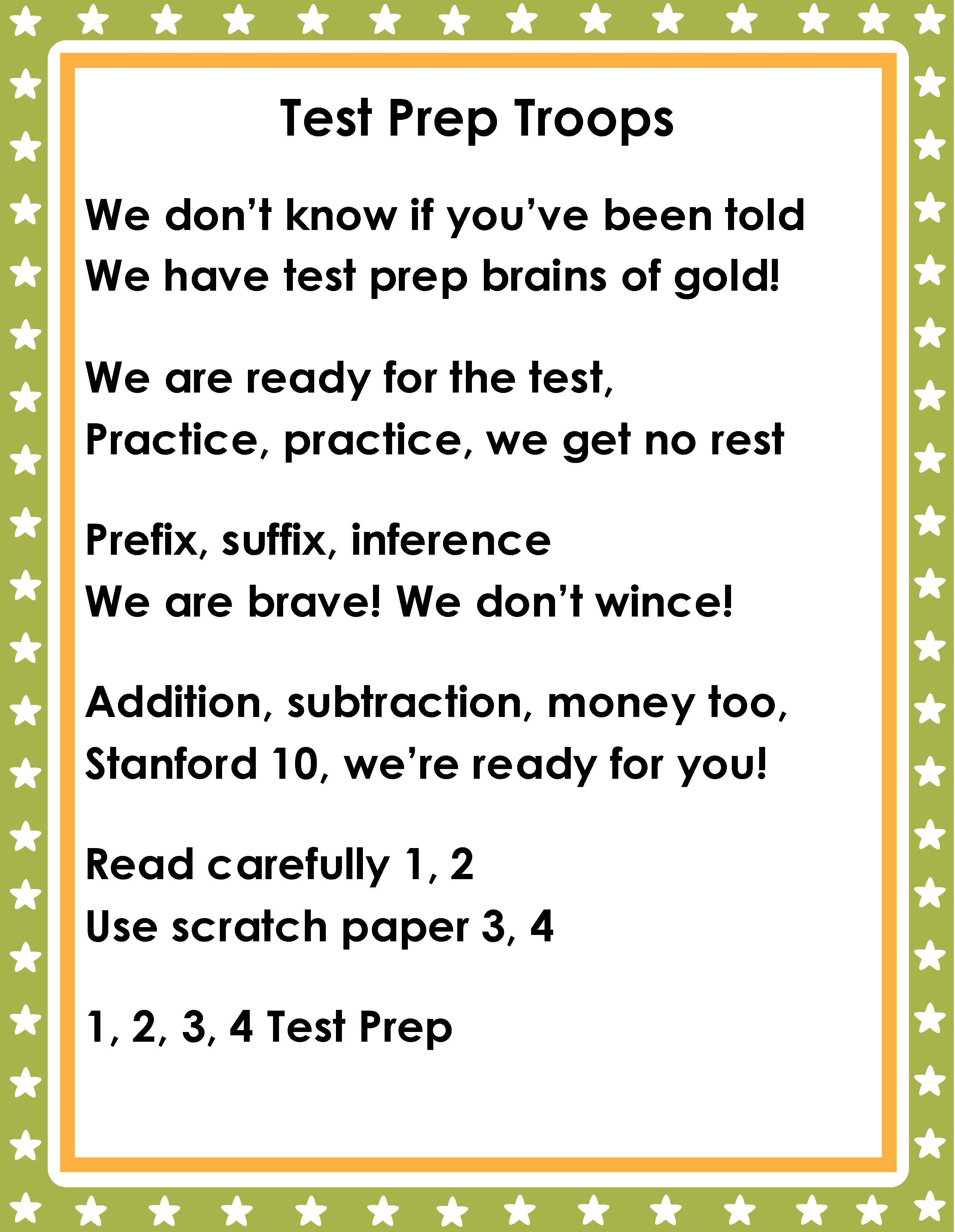 Test Prep Troops (2)