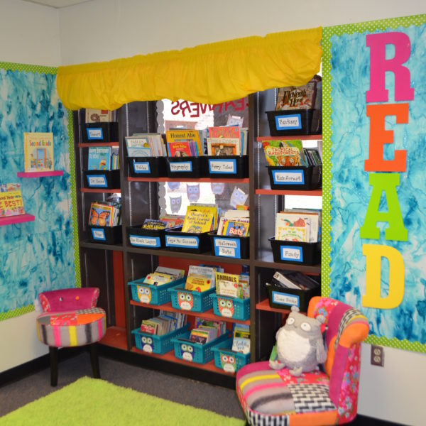 Classroom library 2