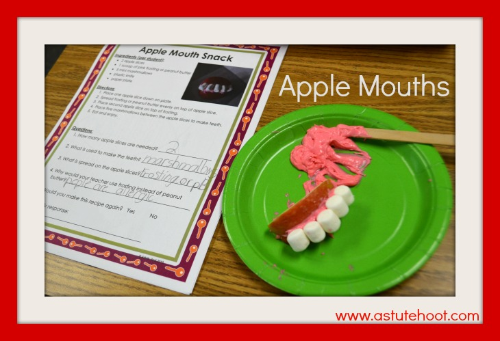 apple mouths