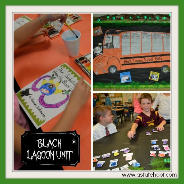 Black Lagoon Halloween Blog Hop