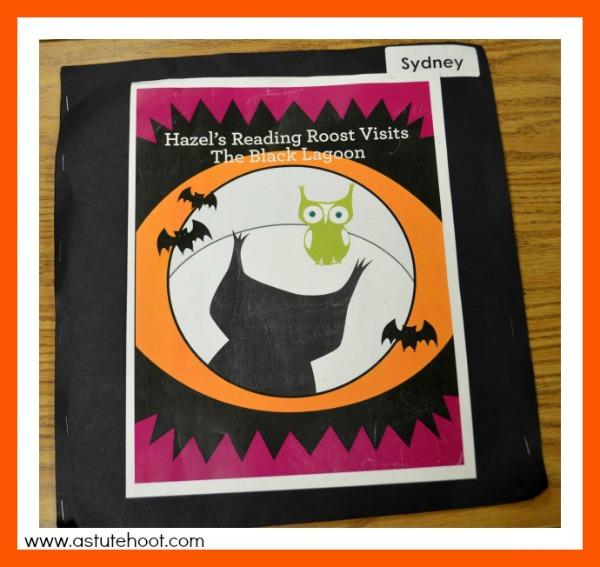 black lagoon books Halloween Blog Hop