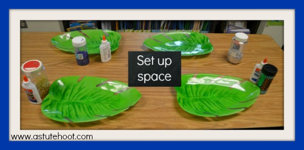 Set up space