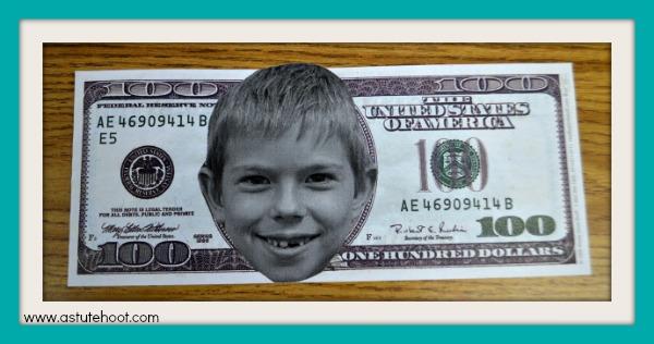 $100 student bill