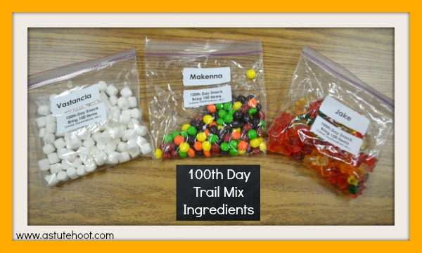 100th Day Trail MIx