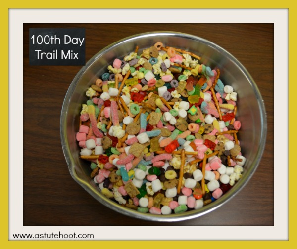 100th Day Trail Mixture