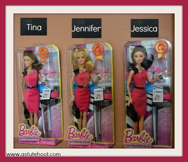 Barbie Entrepreneurs