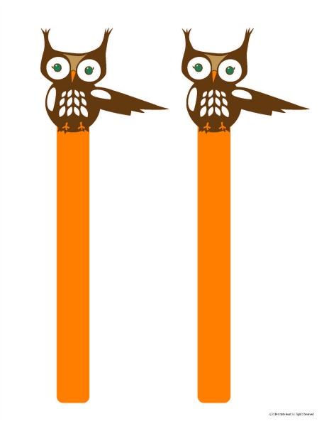 Owl pointers