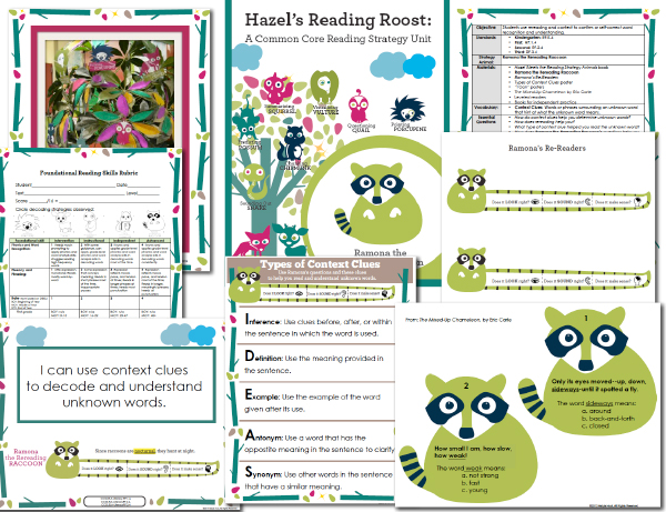 Microsoft Word - 0.Preview.Ramona Rereading Raccoon.doc
