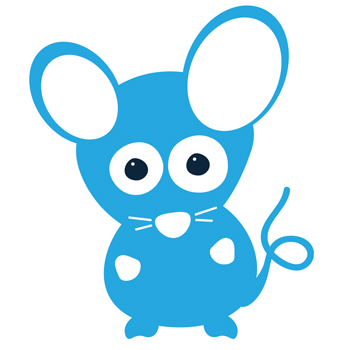 Max the Modeling Mouse_350x350