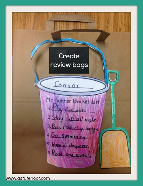 Summer review bags