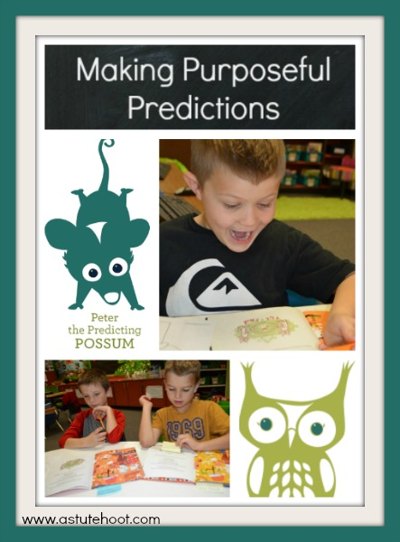 Making Purposeful Predictions 2