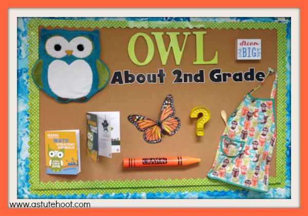 OWL About 2nd Grade