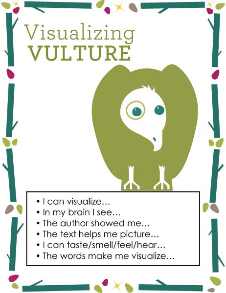 Vern Visualizing Vulture Anchor Chart