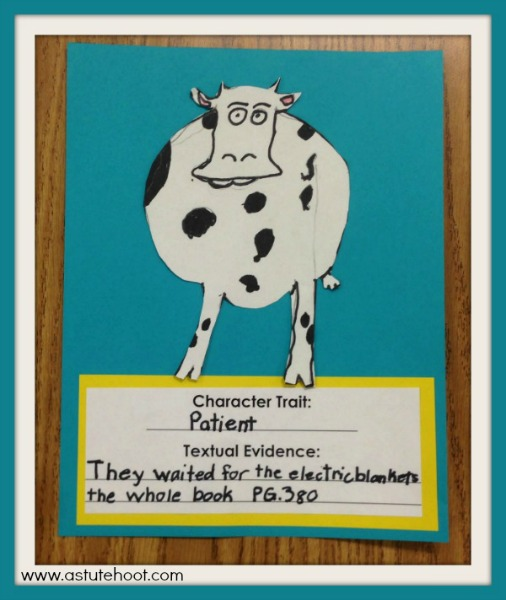 Cow traits 2.5