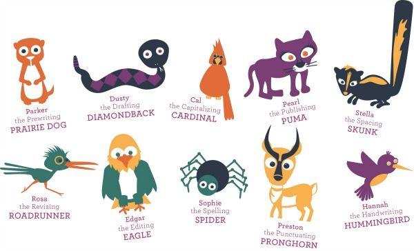 Writing Animals Group